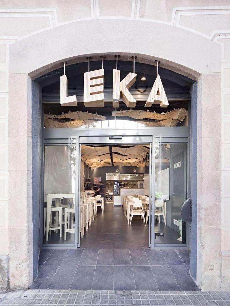 Gallery Of LEKA Open Source Restaurant / IAAC FAB Lab Barcelona   2