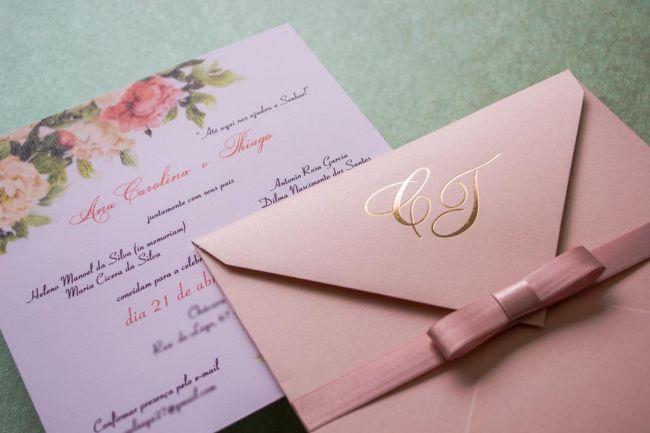 35 convites de casamento 2016: para todos os estilos! Image: 0