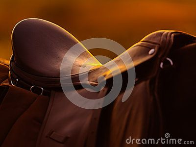 Traditional Saddle On A Horseback In Sunset - Download From Over 27 Million High Quality Stock Photos, Images, Vectors. Sign up for FREE today. Image: 38078002