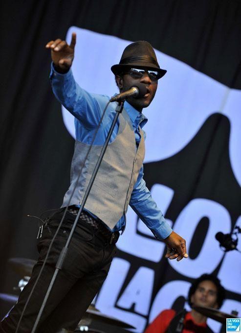 Main Square Festival 2011 - Aloe Blacc