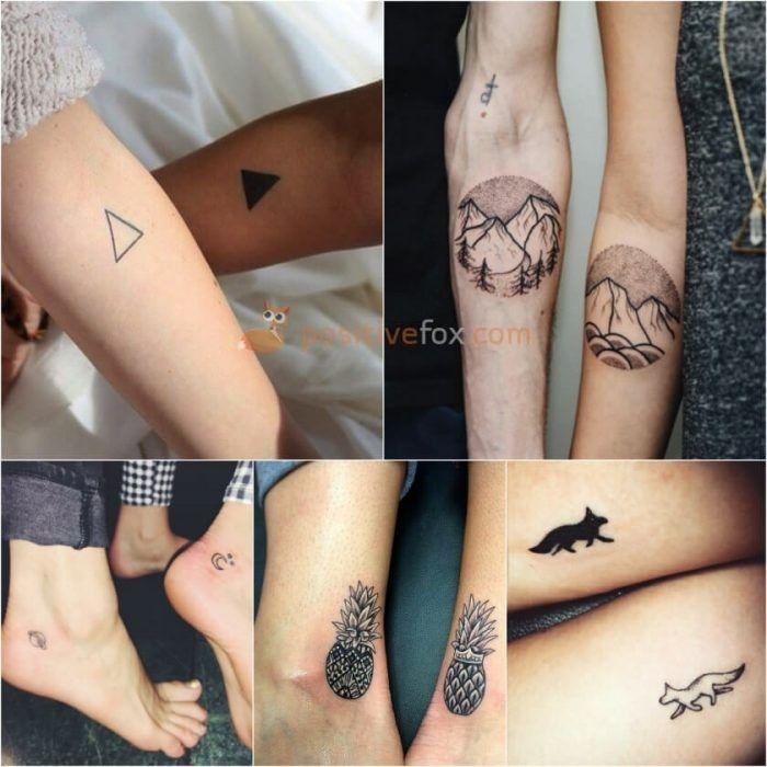 Bester Freund Tattoos