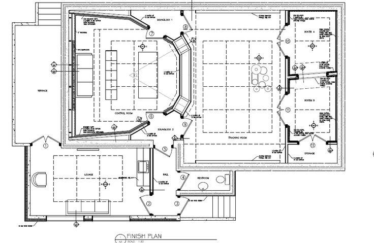 25 best ideas about recording studio design on pinterest for Recording studio flooring