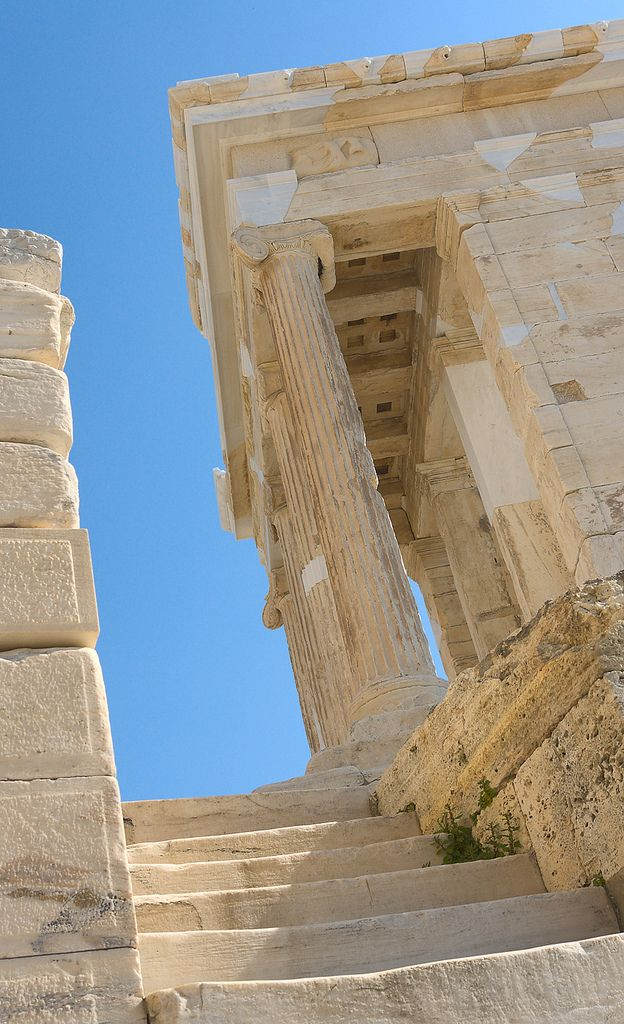 Steps | Acropolis, Athens