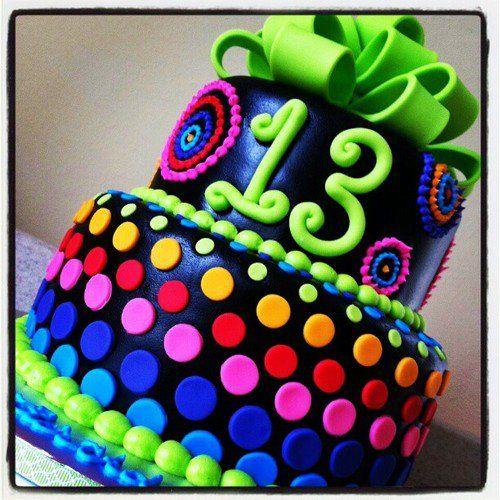 neon birthday cakes for teen girls   Source: http://25.media.tumblr.com/tumblr_md5mhbUzqp1qktj6bo1_500.jpg