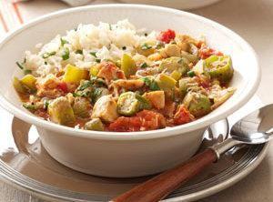 Chicken and Okra Gumbo Recipe