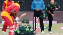 Yasir Shah 6-26 vz zim on 1st ODI 2015 | Billo Tv