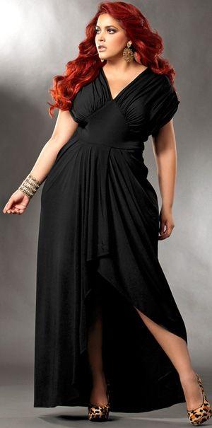 pingl par emilie p sur mode femme ronde et jolie curvaceous curvy woman pinterest. Black Bedroom Furniture Sets. Home Design Ideas