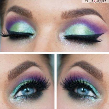 Bellissimi colori per un make up estivo http://www.mitrucco.it/