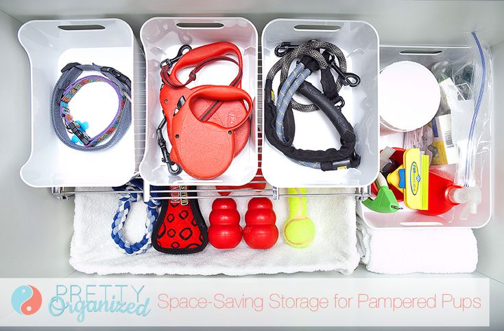 P e t s - Organizing for small spaces collection ...
