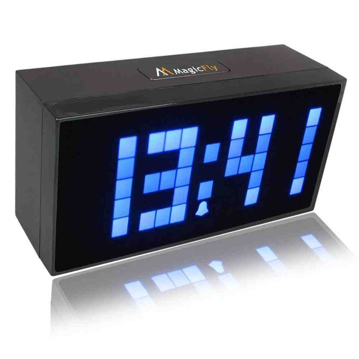 42 best tv digital wall clock images on pinterest wall clocks wall clock decor and tv - Digital illuminated wall clocks ...