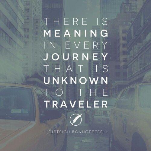 Dietrich Bonhoeffer Quote. Inspirational quotes.