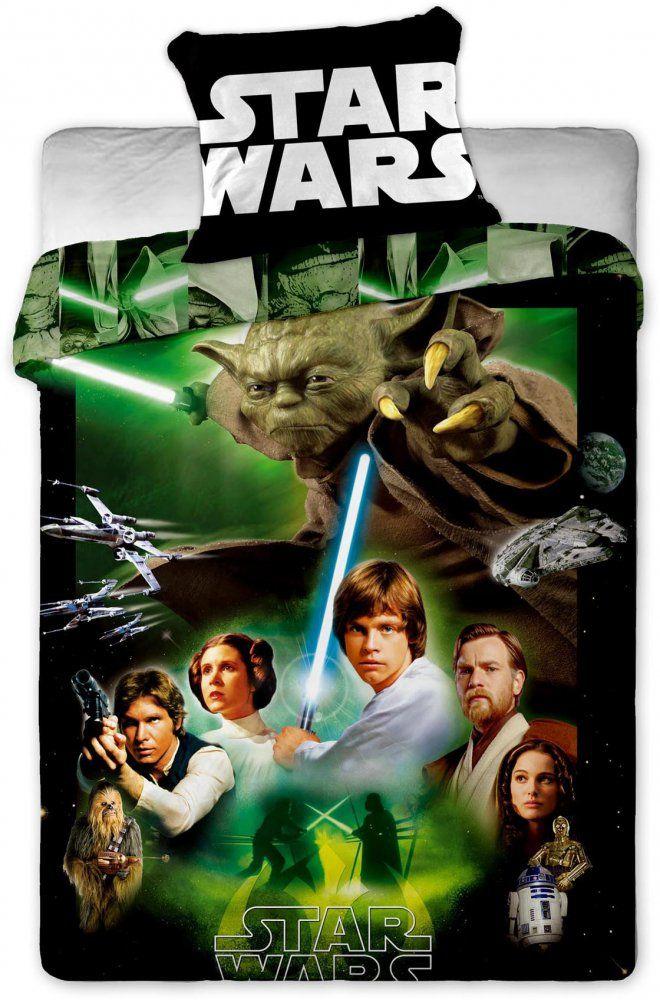 Zestaw pościeli Star Wars | MALL.PL