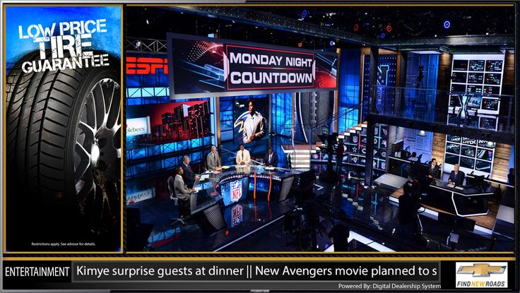 broadcast customer lounge tv for car dealers