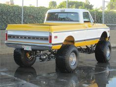 1972 CHEVROLET CHEYENNE CUSTOM PICKUP - Barrett-Jackson Auction Company - World's Greatest Collector Car Auctions