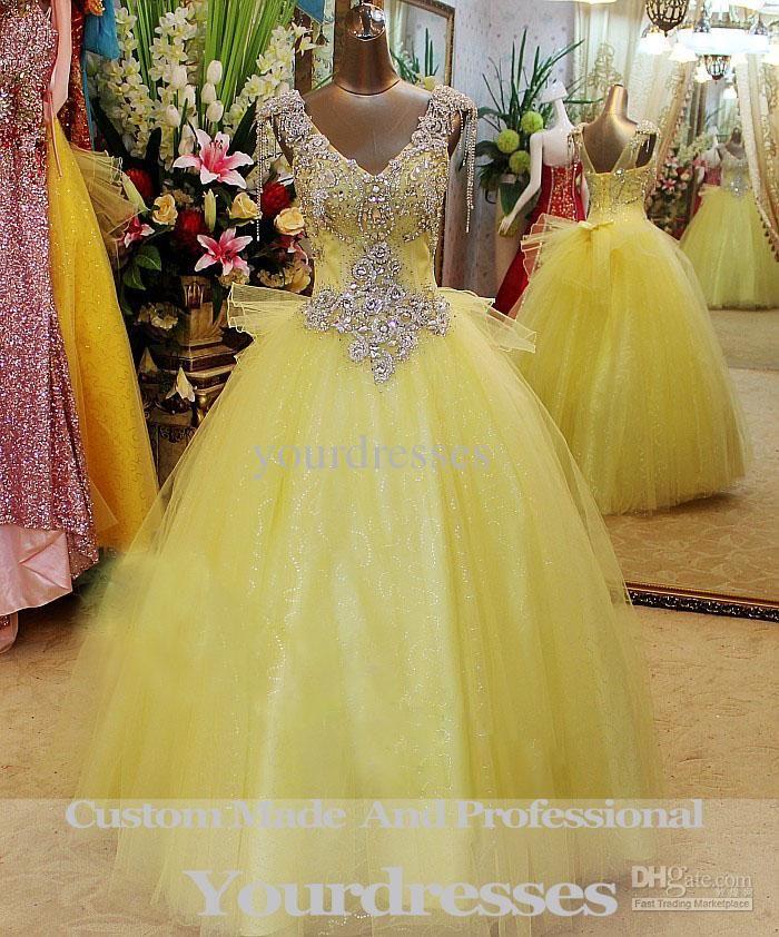 Wedding White And Yellow: Royal-actual-ball-gown-wedding-dresses-white.jpg (700×842