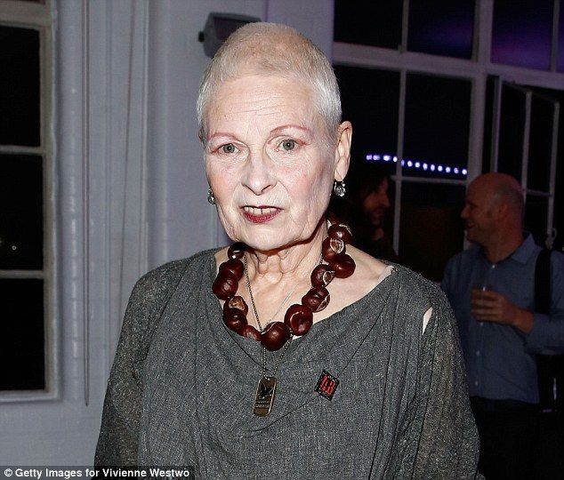 Vivienne Westwood has been accused of using parts of Paul Gorman's book 'The Look' without...