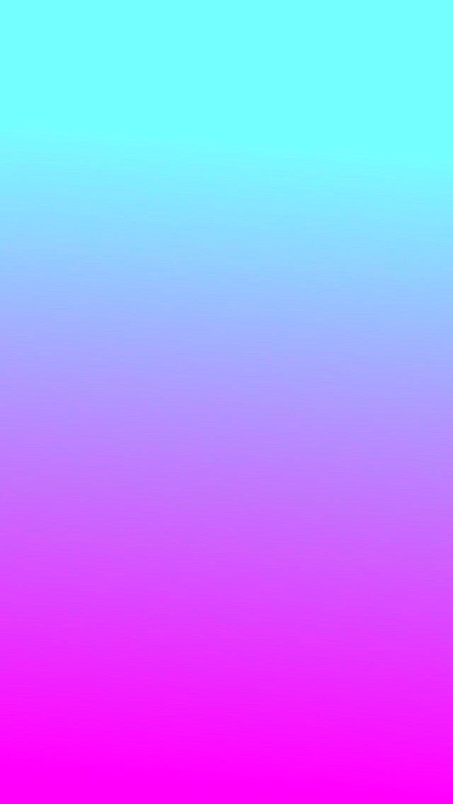 Ombré phone wallpaper
