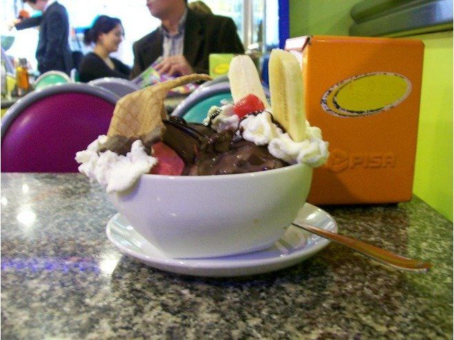 Bravissimo Ice Cream- Delish