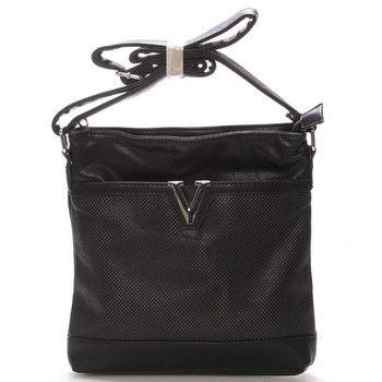 Nová atraktivní černá crossbody kabelka na léto 2017 od Delami. Jestli se rozmýšlíte do čeho dát klíče, peněženku, popřípadě drobnosti a jdete třeba do města, na vycházku nebo na zábavu, už nemusíte.  #Delami Youth
