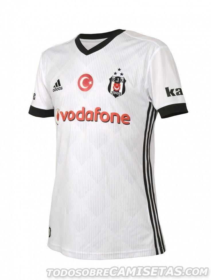 Beşiktaş Adidas 2017-18 Kits