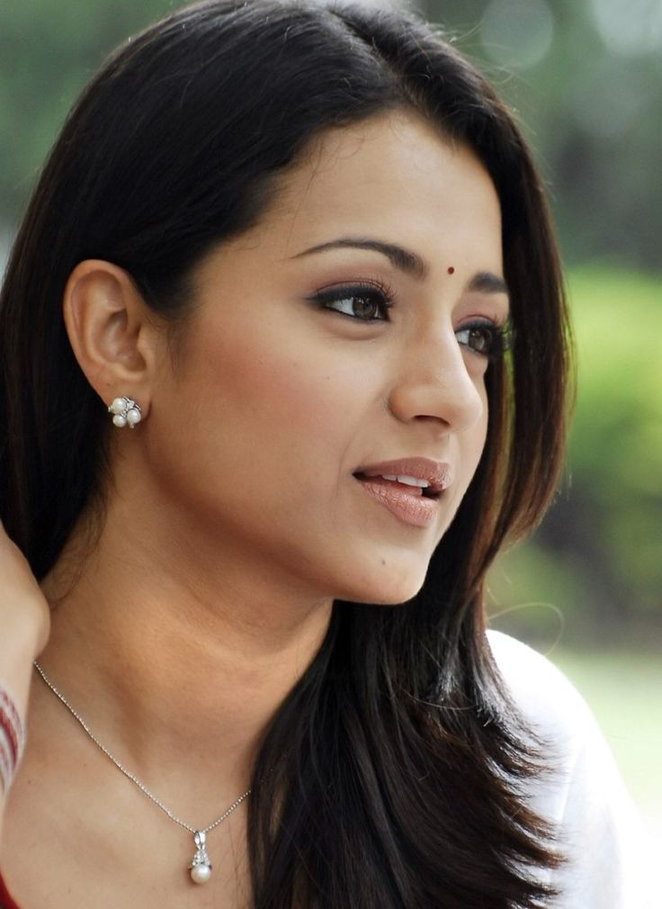 Trisha Is My All Time Crush Says This Actor Moviesgear