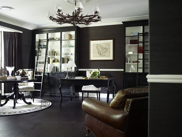 black and white office decor. 219 best Black  White Office images on Pinterest At home Bamboo and Be better