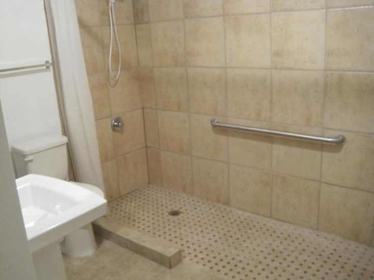 Best 25 disabled bathroom ideas on pinterest wheelchair accessible shower handicap bathroom - Easily accessible bathroom designs guide ...