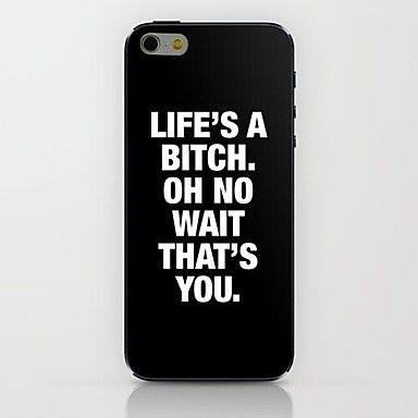 leven patroon harde case voor de iPhone 6 - EUR € 2.99
