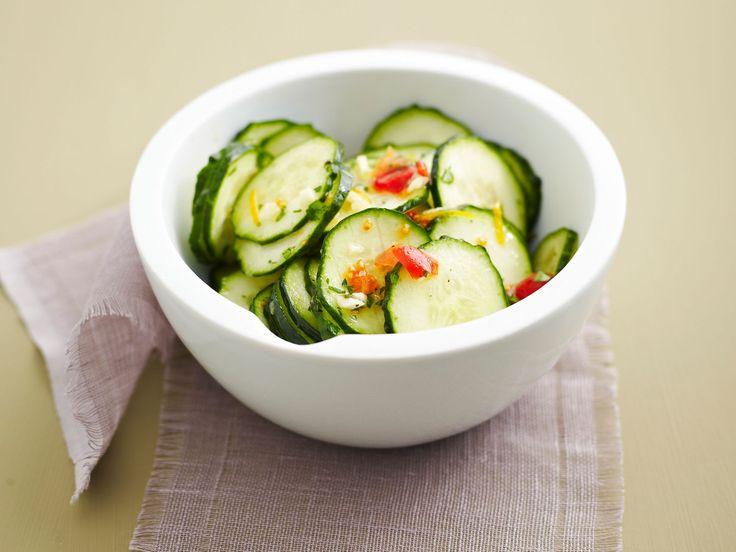 Découvrez la recette Rougail concombre sur cuisineactuelle.fr.