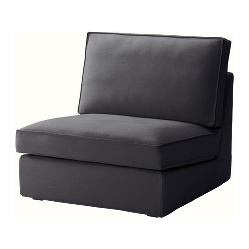 KIVIK is a generous seating series with a soft, deep seat and comfortable support for your back.