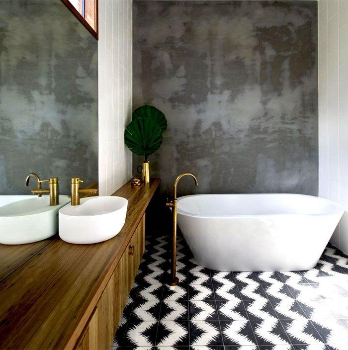 566 best badezimmer ideen fliesen leuchten dekoration for Inspirationen badezimmer in grau