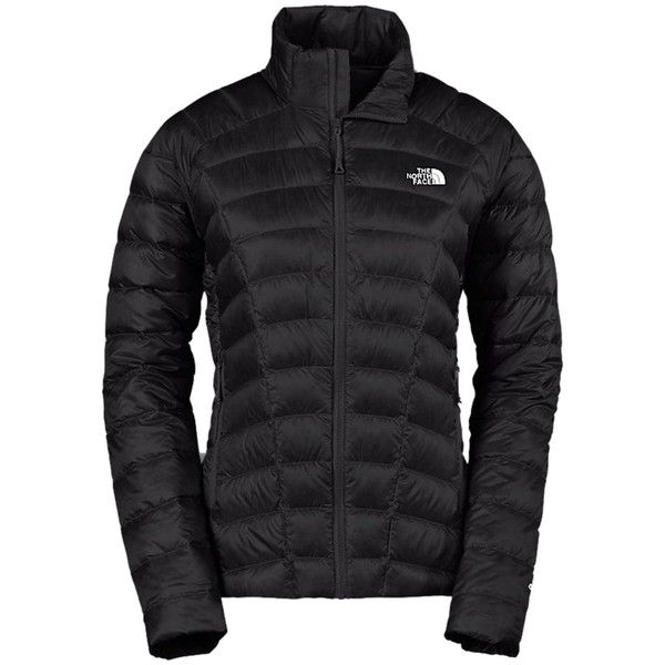 Pre-owned The North Face Coat (£92) ❤ liked on Polyvore featuring outerwear, coats, black, puffer coat, puffy coat, the north face, black coat and the north face® coats