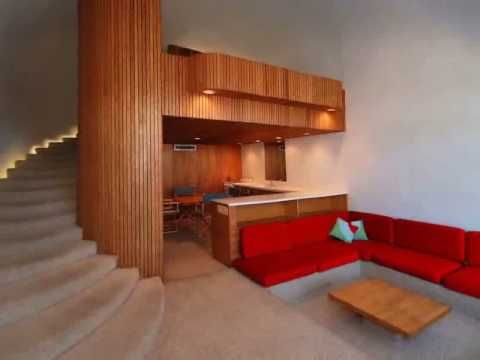 The Dune House by Architect William Morgan - Tansy Moon —featured here  tinyhousetalk.com/beachfront-dune-house/