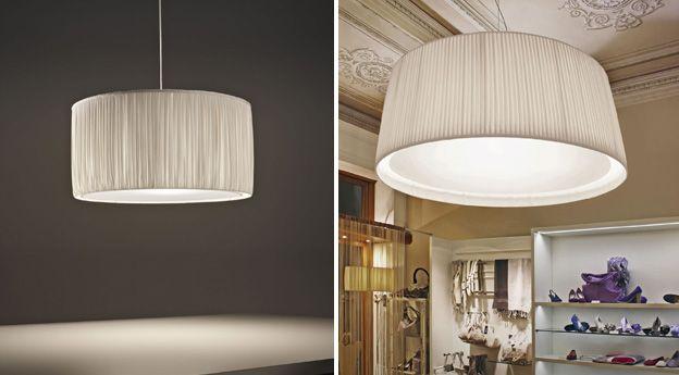 lampy wiszące   plisse   mesmetric concept store   Pomysły
