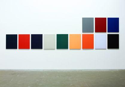 Andrea Büttner at The Douglas Hyde Gallery