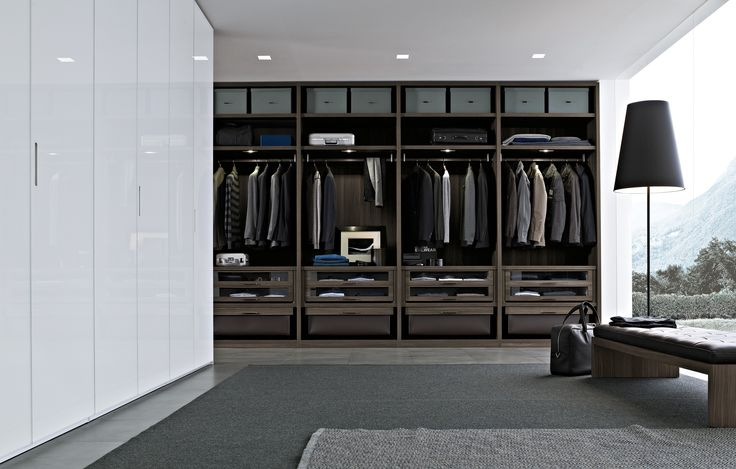 244 Best Awesome Walk-in Closets Images On Pinterest