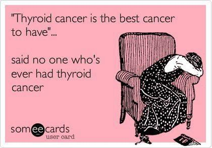 Twitter / ThyCaInc: #Thyroid #Cancer is the best ...