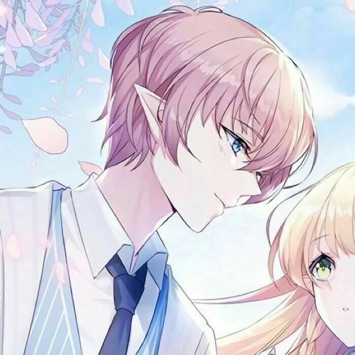 Couple Gambar Anime Pasangan Animasi Gambar
