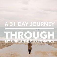 31 Days-Unplanned-Pregnancy-Novice-Mommy-Blog