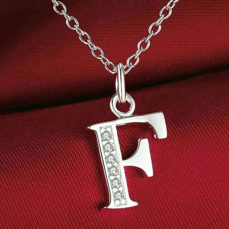 Pin By Chit Lay On Mohanbaghel Silver Pendant Necklace Cute Love Wallpapers Alphabet Images