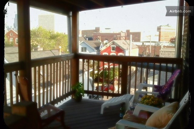 Awesome Loft for rent in Bucktown in Chicago