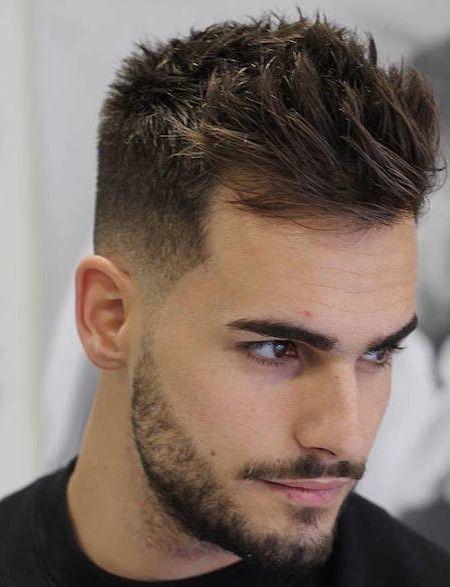Trendfrisuren 2018 Für Männer Neue Haar Stile 2018 Pinterest