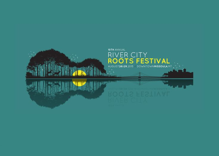 The River City Roots Festival has risen to the top of Western Montana's must-see-list. Draws more than 15,000 individuals to the heart of downtown Missoula for a variety of fun activities and exceptional music. With quality live performances on a big stage on West Main Street, a juried art show, entertainment for children and families, and a 4-Mile run through the heart of Missoula, Roots Fest brings a weekend of family fun to the community.