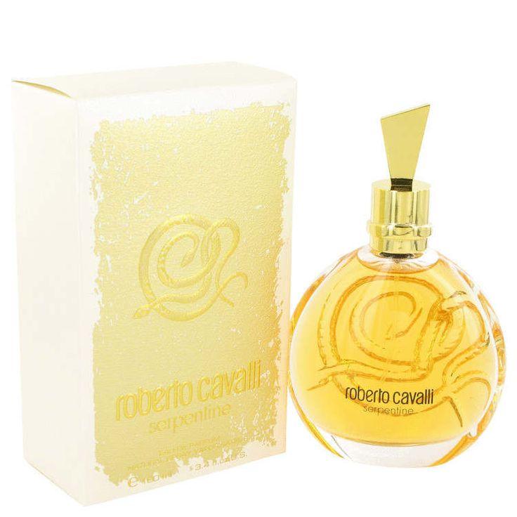 Serpentine by Roberto Cavalli 3.4 oz EDP Spray Perfume for Women New in Box #RobertoCavalli