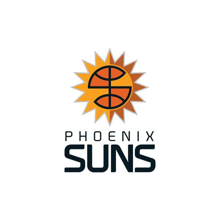 NBA Logo Redesign - Phoenix Suns on Behance
