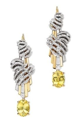 Chaumet Nuages d'Or Earrings