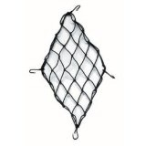 Pyramid Bicycle Bungie Cargo Net, Black (Misc.)By Pyramid