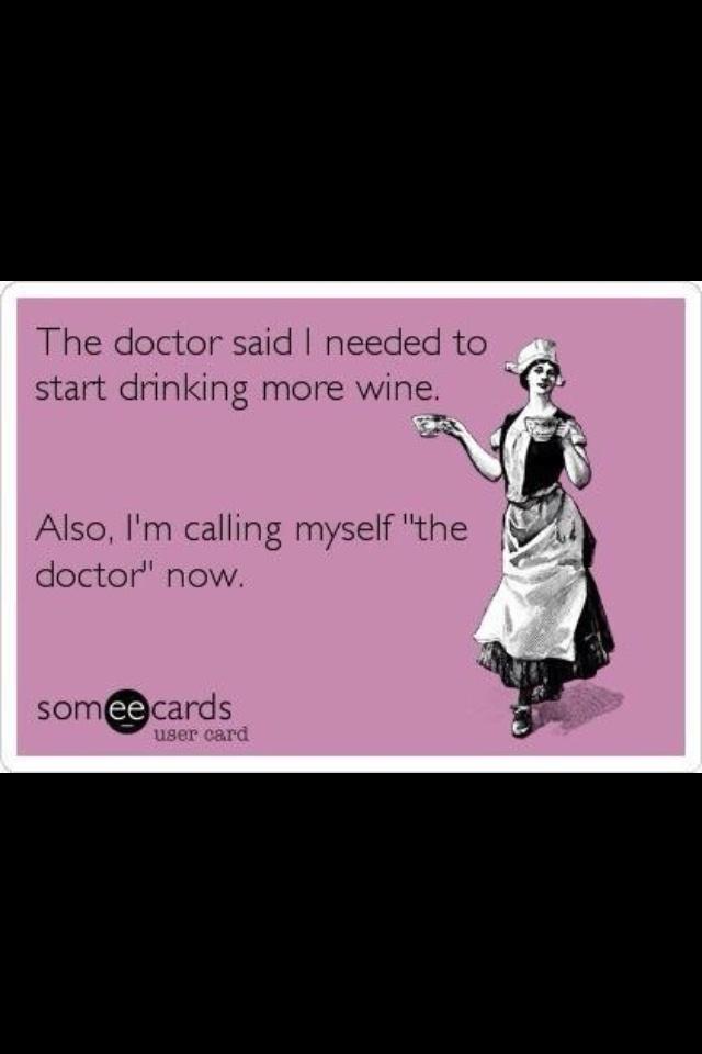 Favorite wine quote!