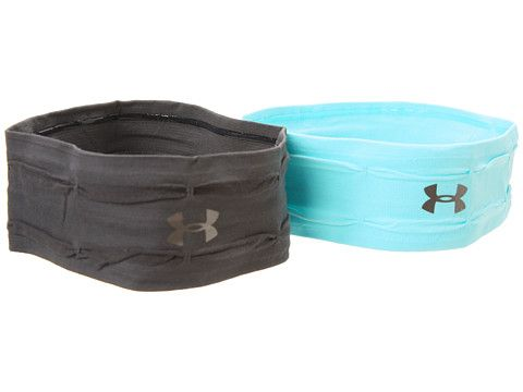 Under Armour UA Perfect Headband 2-Pack