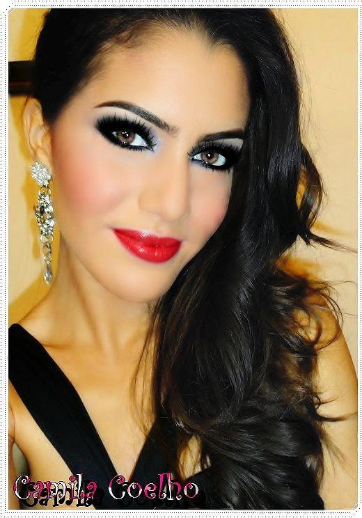 Super 22 best Camila Coelho images on Pinterest | Beauty makeup, Make up  IA64